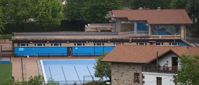 terraza piscinas elejalde