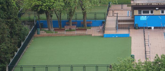 zona verde piscinas galdakao