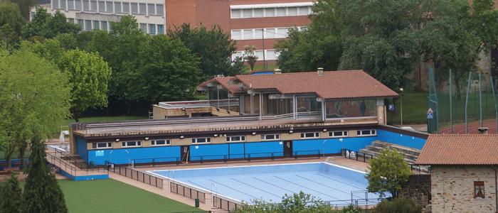 bar piscinas galdakao