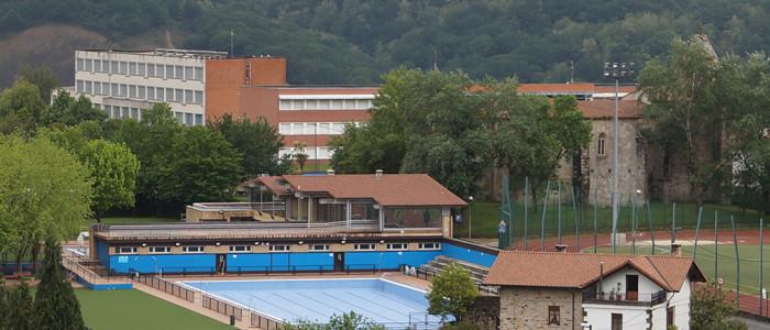 piscinas galdakao