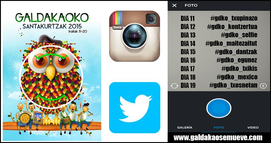 concurso fotografia fiestas galdakao