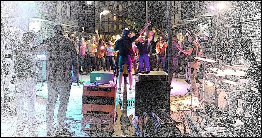orquesta crisantemo band en galdakao